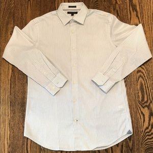 Banana Republic Camden Fit Non Iron Dress Shirt